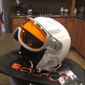 Cairns ski/ snowboard helmet